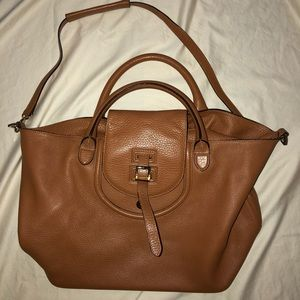 Meli Melo Thela Halo Bag Tan Color